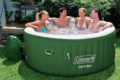 Coleman Lay-Z-Spa Inflatable Hot Tub Review