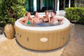 SaluSpa Palm Springs Hot Tub Review