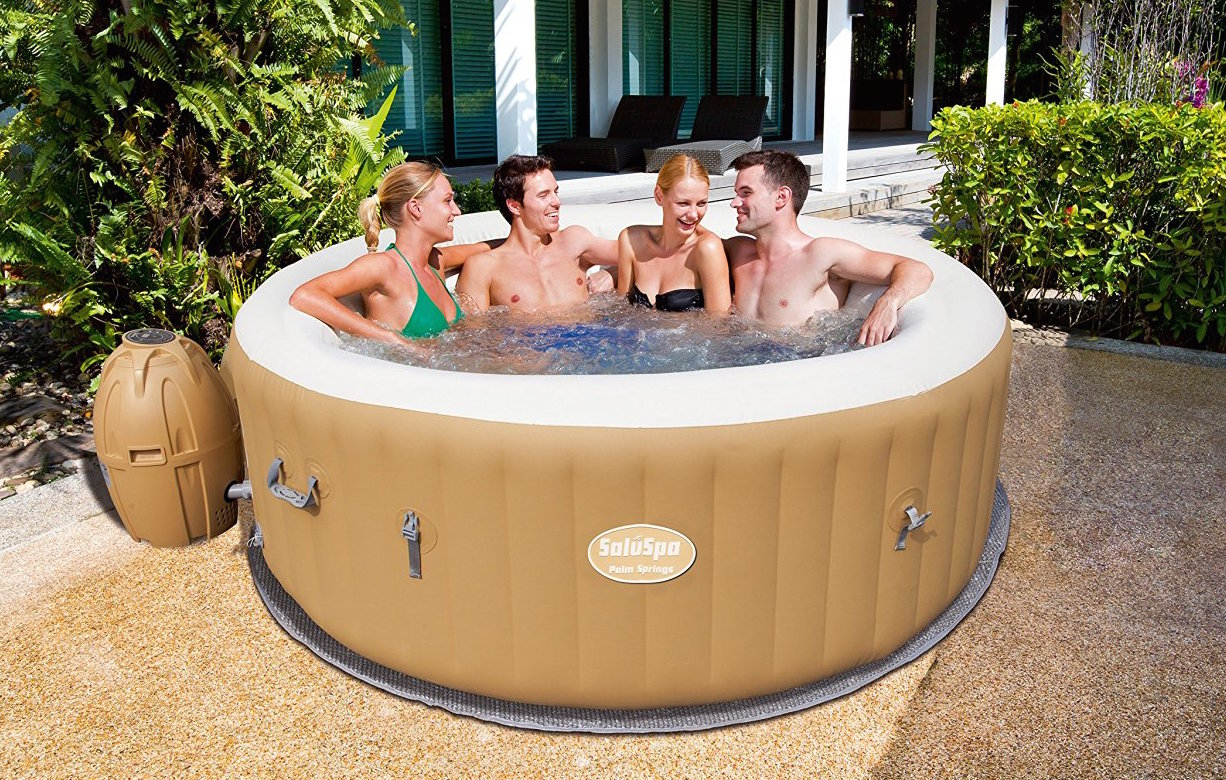 portable product the soft by inflatable tub ca guy spa cover hot