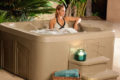 Lifesmart Hot Tub Review. Four Person Simplicity Plug and Play Spa Fully Reviewed.