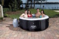 SaluSpa Miami AirJet Inflatable Hot Tub Full Review