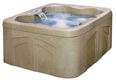 1.1 Lifesmart hot tub Rock Solid Simplicity _