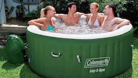 1 Coleman Lay Z Spa
