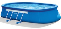 Intex Oval Frame Best Above Ground Pool
