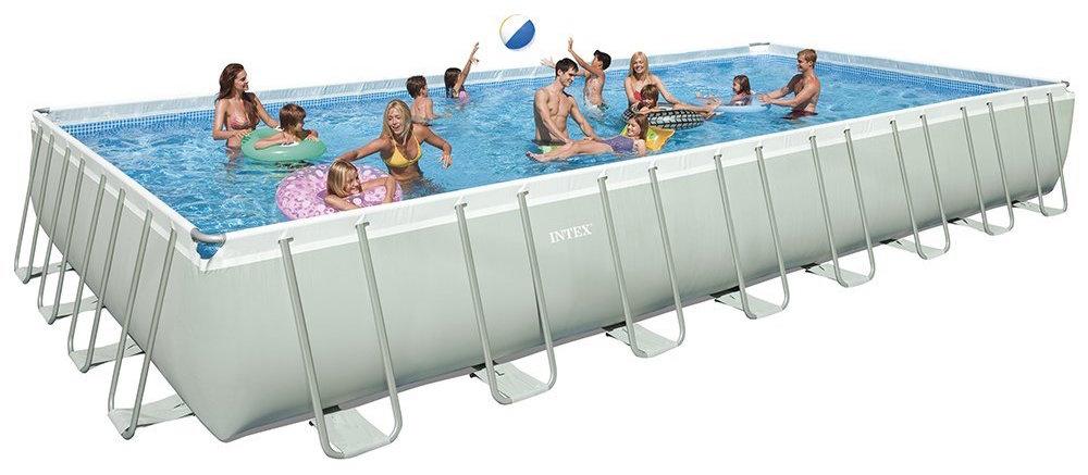 Best above ground pool Intex 32ft