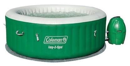 1.7 Coleman HOT TUB