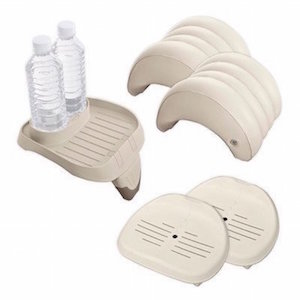 Intex hot tub accessories PureSpa 5 Piece