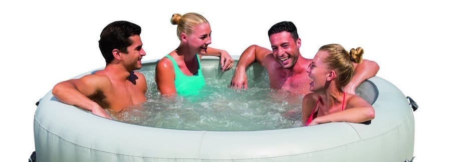 1 Best Inflatable Hot tub