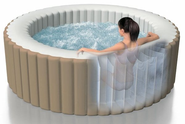 3 Best Inflatable Hot tub
