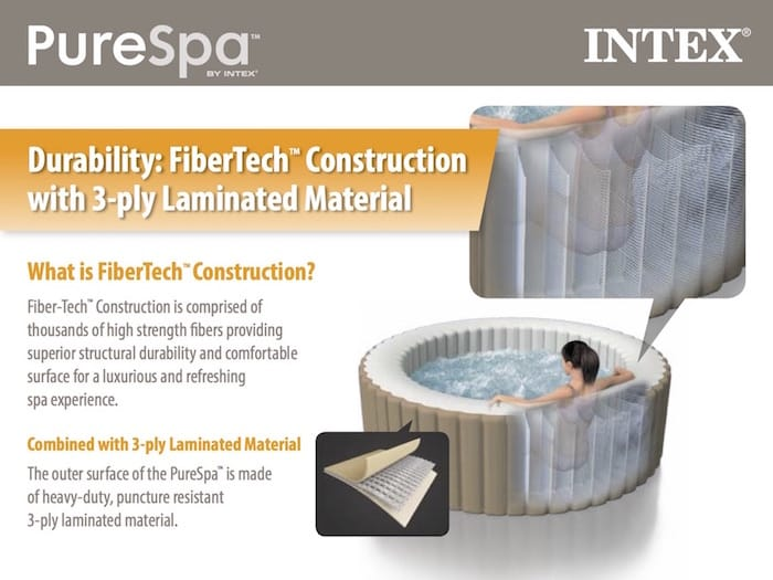 4 Best Inflatable Hot tub