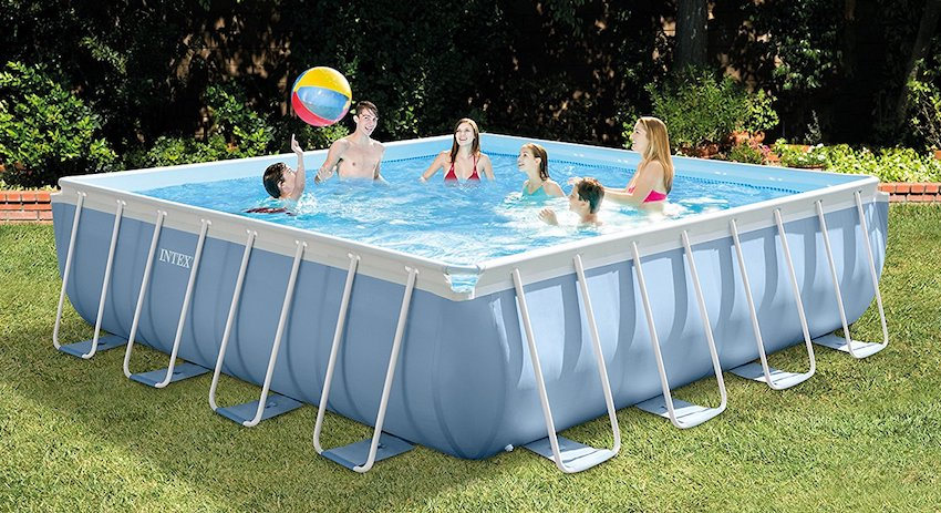 Best Above Ground Pool For 2018 Reviews Tips And Buying Guide Hot Tub Guide