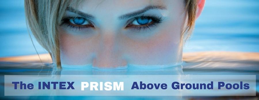 Best above ground pool PRISM Banner
