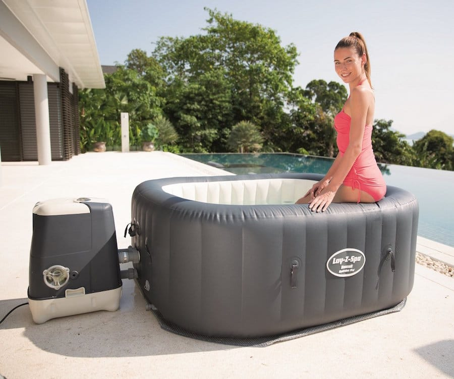 SaluSpa Hawaii HydroJet Pro Hot Tub Review