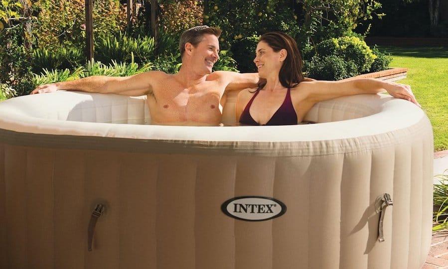 Intex Hot Tub. PureSpa Bubble Massage Review - Hot Tub Guide