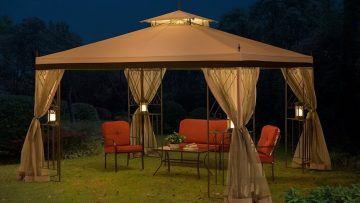 Best Cantilever Umbrella Reviews  Top Tips for Buying Patio