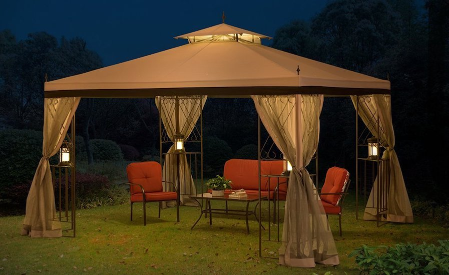 Best Pop Up Gazebo For 2018 Buyers Guide And Full Reviews