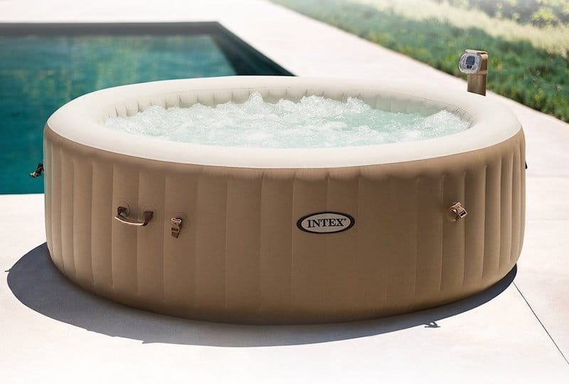 Best Inflatable Hot Tub for 2018 - Top Tips for Buying - Hot Tub Guide